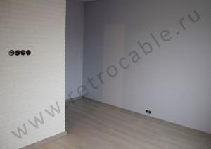 Квартира в многоэтажном доме (Скрытая электропроводка)